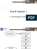 Part B-Chapter 1 (Introduction to Product Design and Development Process