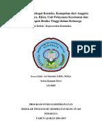1510049- Selvia KD - Keluarga Sbg Konteks, Kumpulan Dr Anggota, Klien, Unit Pelayanan Kes