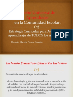 DUA- Currículum Inclusivo (1)