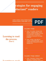 engaging reluctant readers