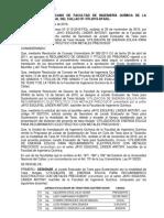 376-16-Dfaiq Cambio Secretario Jurado Evaluador Tesis Jayo Esquivel