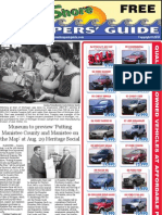 West Shore Shoppers' Guide, August 22, 2010