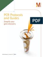 PCR Protocols - KOD NovaTaq