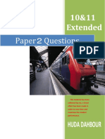 Huda Extened Paper 2