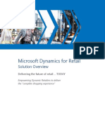 Microsoft Dynamics for Retail Solution
