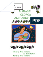 Livru Alfabetu Makassae / Makassae Alphabet Book
