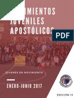 Boletin 2017 1 Movimientos Juveniles Apostólicos