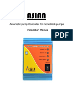 Asian Installation Manual Float Type