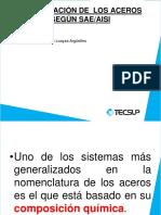 Clasificación Aceros-Norma SAE