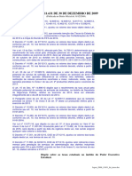 Legest 2009  Lei Taxas