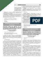 Prorrogan plazo de vigencia de la Ordenanza N° 025-2017-MPH que aprobó la Campaña de Beneficios para el Pago de Deudas Tributarias en el distrito