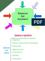 Sensores Del Automovil Actualizado 2016