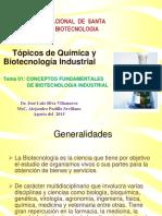 Introduccion Biotec Industrial Chimbote 2015 II