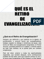RETIRO KERIGM�TICO.ppt