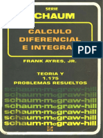 Cálculo Diferencial e Integral (Frank Ayres) - Serie Schaum.pdf