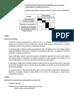 Práctica de Extracción e Identificaciónd e Xantofilas de Pimentón