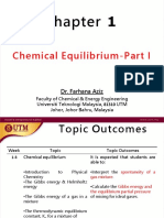 Chapter 1_chemical Equilibrium Part 1