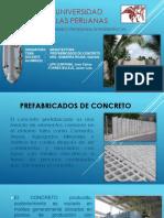 Prefabricados de Concreto Expo
