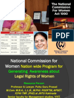 2. National Commission for Women Act, 1990 Gp2