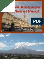 Arequipa Misti,Tranvias y Characatos