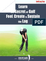 Learn the Secret of Golf - Feel Create and Sustain the Lag - English version.pdf