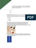 Items Practica 7