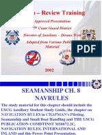 Seamanship Ch. 8