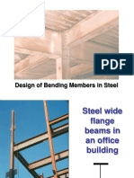 _design of Bending Members