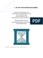 Stosch 2006_Isotopensysteme