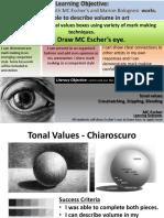 Force Artists Eschers Eye