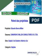 1-Eduardo B Millen
