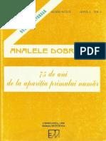 Analele Dobrogei_Serie nouă_1-(1995)