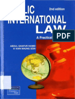 Public International Law- A Practical Approach