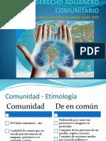 3.- DERECHO ADUANERO COMUNITARIO. Introducción Moderna.pptx