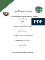 DHCP y DNS