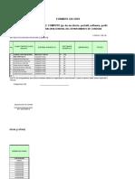 FORMATO CDC-0701 Inventario