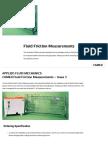 C6MKII _ Fluid Friction Measurements