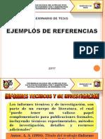 Seminario de Tesis Ejemplos de Referencia2