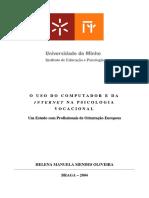 Tese de Mestrado-Helena Oliveira