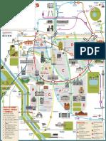 Plano Metro Tur Interior