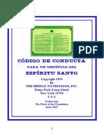 codigo de conducta para un discipulo del espiritu santo.pdf