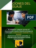 PPT Funciones Del Lenguaje