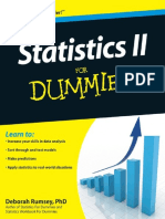 Stats 4 Dummys - Ramsey