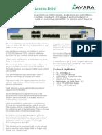 Brochure Oap440sa