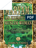 Harun Yahya Islam - Maryam an Exemplary Muslim Woman