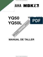 Yamaha yq 50 (L)