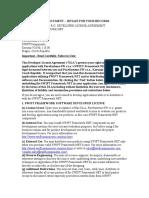 Price Siwft Framework