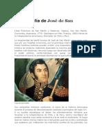 La Biografía de José de San Martín