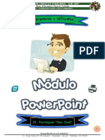 4. Módulo PowerPoint 5to - Parte 1
