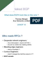 Naked BGP
